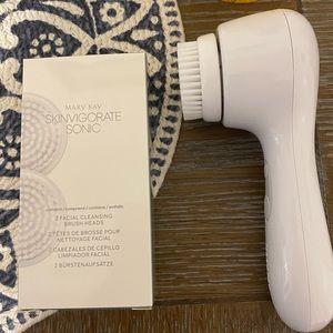 Skinvigorate Sonic Facial Cleansing Brush